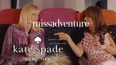 Kate Spade / anna faris & rosie perez in #missadventure: the bumpy ride (s3, e1) | ka...