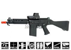 Echo 1 Full Metal Entreprise Arms SOF 2 Airsoft Gun