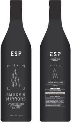 ESP Smoke and Mirrors Gin PD