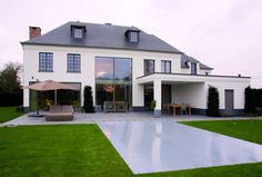 Woning K [Geel] | Concrete House