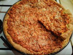 Évi néni kulináris kalandozásai: Csirkés pizza 2.