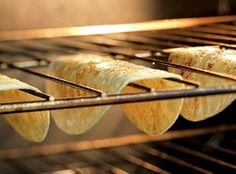 Baked Taco Shells in the Oven