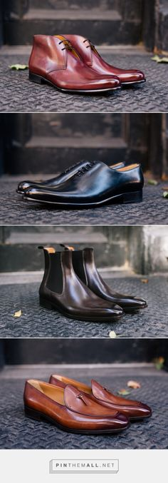 Paul Evans Delivers Handmade Italian Dress Shoes Direct To You