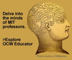 Explore OCW Educator MIT