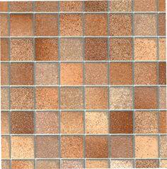 Fablon FAB11706 Tile Effect Brown Adhesive Film - - Amazon.com
