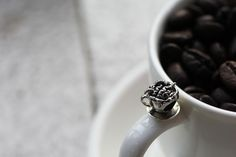 Decappuccino - zOHMbies Ohm Beads Zombie collection #caffieneaddict #brainz