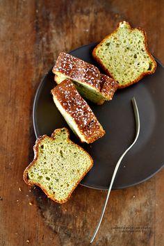 Ricotta and zucchini bread senza burro
