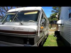 1985 Sun Stream Motor home Tour.  Here's a tour a 1985 Sun Stream motor home made by Gulf Stream Coach Company.  This motor home is going to have a slight remodel, on a budget of course.   We're going to use it to go see America.    Everything works and it really needs to be cleaned, polished and shined up.  General maintenance needs to be done as we...