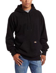 Dickies Men's Heavyweight Hooded Fleece Pullover