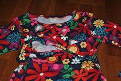 Ein Stillshirt entsteht - Tutorial - Handmade with LOVE Shop - Blog - Trageberatung in Moers