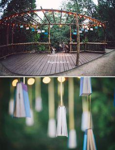 Rustic Chic Lake Arrowhead Wedding: Jennifer + Kyle