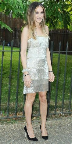 Happy 49th Birthday, Sarah Jessica Parker! See Her Most Stylish Looks Ever | InStyle.com