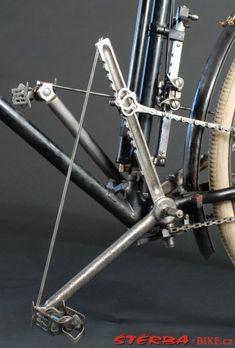 Levocyclette Terrot,, Terrot & Cie, Dijon, France – from 1905 to 1924