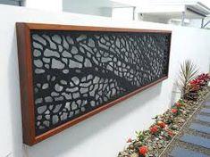 Image result for making garden trellis from aluminum sheets