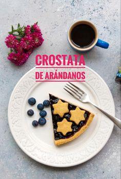 Ideas Para, Pancakes, Breakfast, Food, Snacks, Vegetarian Food, Winter Recipes, Blueberry Jam, Mandarin Oranges