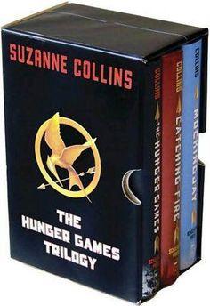Hunger Games Trilogy Boxset (Hardcover)