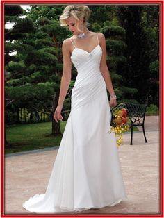 Beautiful Informal Wedding Dresses