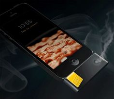 Bacon App Wakes You with the Smell of Fresh Bacon