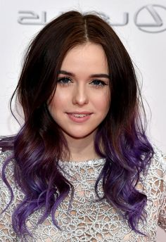 Acacia Brinley Red Hair Color 2015 Curly Hairstyles and Ombre Hairs Color