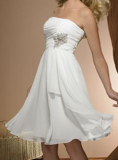 hemsandsleeves.com cheap white dresses (10) #cutedresses