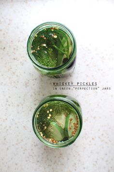 2015 - Links to small batch fancy pickles.    If these pickles piqued your interest, and/or you just like to get down with some funky & unique pickle flavors, let me also suggest the following (links):  Molotov cocktail pickles (vodka & hot peppers) Hop pickles (made with IPA) Martini pickles (vodka, pearl onions and olive juice; 007 style) Green coriander pickles (made with the green coriander seeds that grow on cilantro) Grilled pickles (exactly what it says! Fire up the grill!) Lemon…