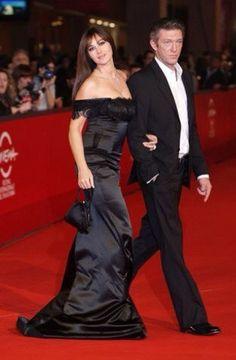 Vincent Cassel, Monica Bellucci, Formal, Style, Fashion, Preppy, Swag, Moda, Fashion Styles