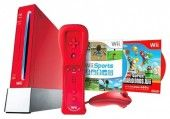 Wii Hardware Bundle – Red $325.88