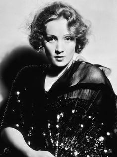 he's making violent love to me, mother!   — deforest:   Marlene Dietrich by Eugene Richee,...