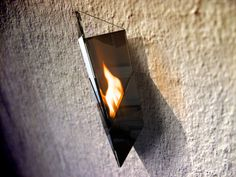 Torches aren't just for castles anymore. The Pure Torch can be used as a tabletop fireplace or hanging torch. It's ventless so it can go anywhere - indoors or out!