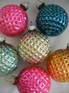 Pre WWII Ornaments