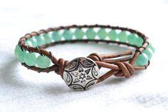 boho wrap bracelet~love the clasp~