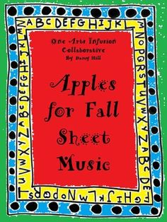 FREEBIE!! Hello Back to School!! Hello Fall!! Hello Apple Season!!This precious simple brand new song celebrates apples, applesauce, and this sweet, delicious fruit that we absolutely cannot get enough of when the fall rolls around. This song would perfectly compliment any apple unit or any Fall, Autumn, or Harvest Concert, especially for students in Pre-K through 2nd grade.