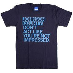 Johnson County Impressed – RAYGUN