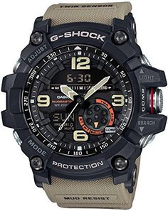 CASIO G-SHOCK MASTER OF G MUDMASTER GG-1000-1A5JF MENS JA…