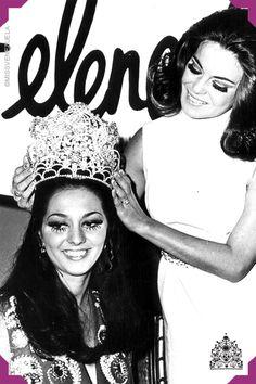 Marcia Piazza. Miss Departamento Vargas 1969. Miss Venezuela 1969. Cuarta finalista Miss Mundo 1969.