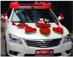 free shipping,2014 new Creative Korean car decoration suits Car float head flower decoration wedding arrangement-in Decorative Flowers & Wreaths from Home & Garden on Aliexpress.com | Alibaba Group