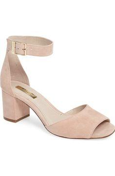 82400cca6c1 Louise et Cie Karisa Ankle Cuff Sandal (Women) available at  Nordstrom  Saltos Plataforma