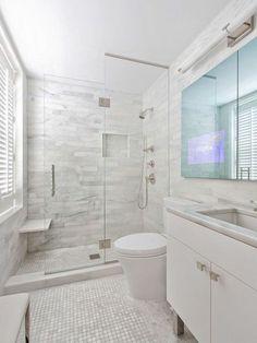 20 Small Master Bathroom Remodel Ideas