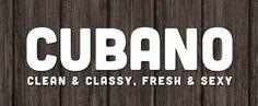 Cubano - Free clean font
