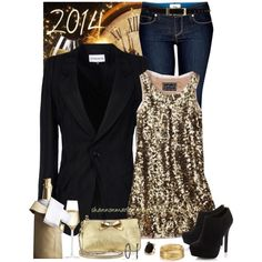 This will  take you lots of places also ! Here Comes 2014 by shannonmarie-94 on Polyvore