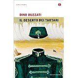 Il deserto dei Tartari è un romanzo di Dino Buzzati metafisico e surreale, dove la lentezza e la monotonia si fondono con l'inquietudine del '900.