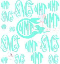 Message me directly to purchase. $15. +3. shipping Save money by purchasing a whole sheet of decals in various sizes. This one sheet will personalize all your favorite items. Your car, school/work binder, reusable cup, cell phone, compact mirror, brush, Yeti cup, laptops, coffee cups, wine glass,kitchen appliances, rubber boots,cutting boards. SO MUCH MORE! one sheet that measures 12x12 and contains 16 monograms ranging in size from 1 inch to 5 inches (height).