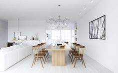 Living room | Light Heracleum by Bertjan Pot - Moooi