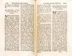 Página de: Anathomia de todo lo visible e invisible... substancias, generaciones y producciones, noticia de la naturaleza y movimientos de los cuerpos terrestres y celestiales, y ciencia de los influxos de los eclipses del sol y luna hasta el fin de el mundo ... / por Diego de Torres Villarroel -- En Salamanca : en la Imprenta de Pedro Ortiz Gomez, 1752. Acceso al texto http://absysnetweb.bbtk.ull.es/cgi-bin/abnetopac01?TITN=44502