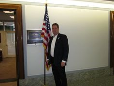 Capitol Hill - OR Senator Wyden - Rare Disease Lobby Day 2013
