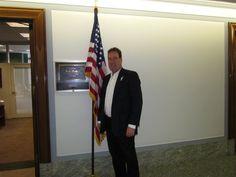 Capitol Hill - OR Senator Wyden - Rare Disease Lobby Day 2013