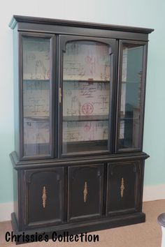 dining room on Pinterest   China Cabinets, Painted China Cabinets ...