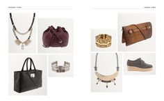 Items available at: www.parfois.com