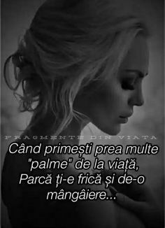 Mi-e frica că nu vine din suflet Sad Quotes, Inspirational Quotes, True Words, Regrets, Real Life, Poetry, Spirituality, Thoughts, Love