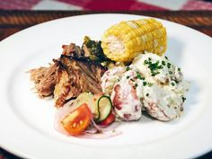 Host a Southern-Style BBQ
